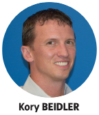 Kory Beidler shares interviewing tips