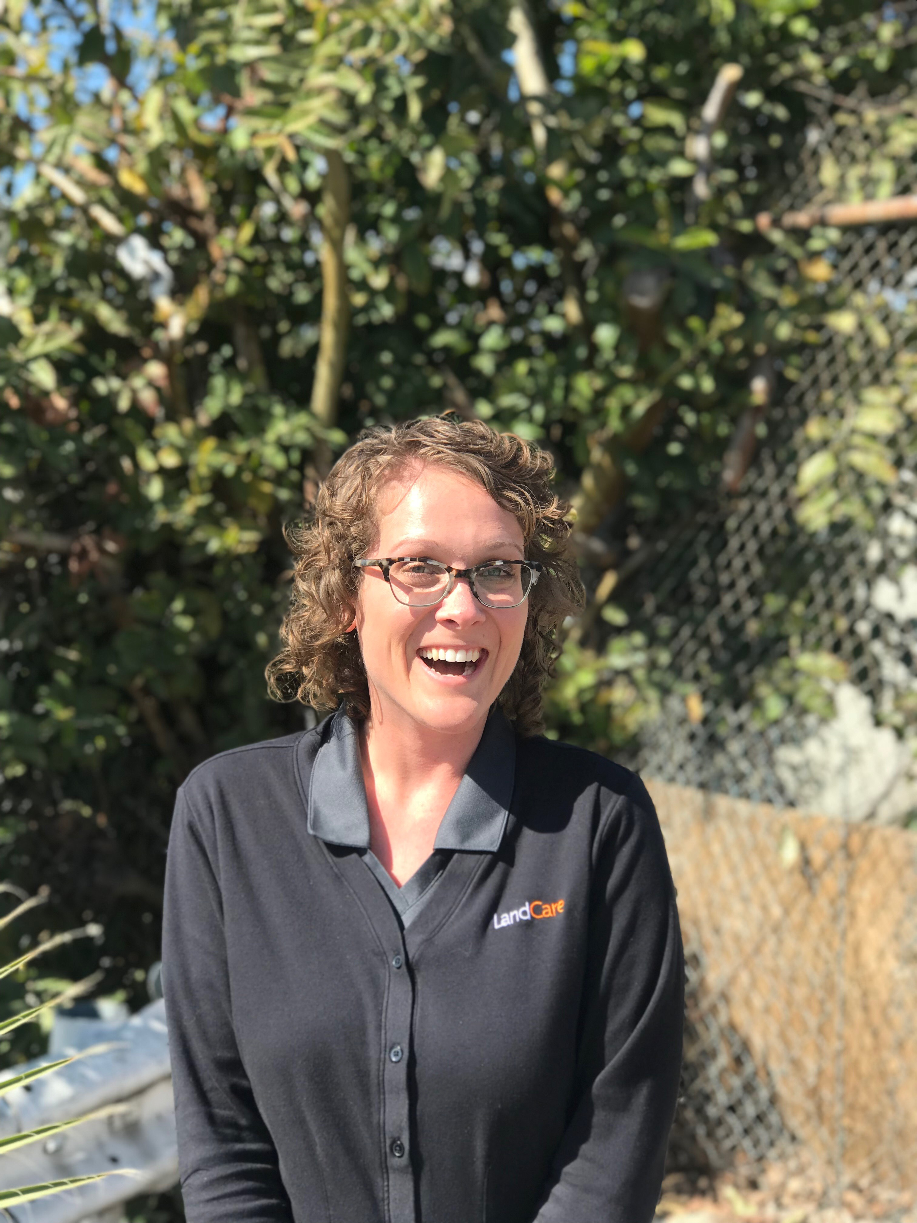 Ladies of LandCare: Zoe Jacobson