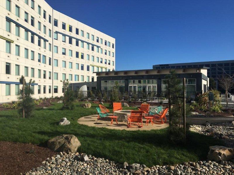 Courtyard Enhancements