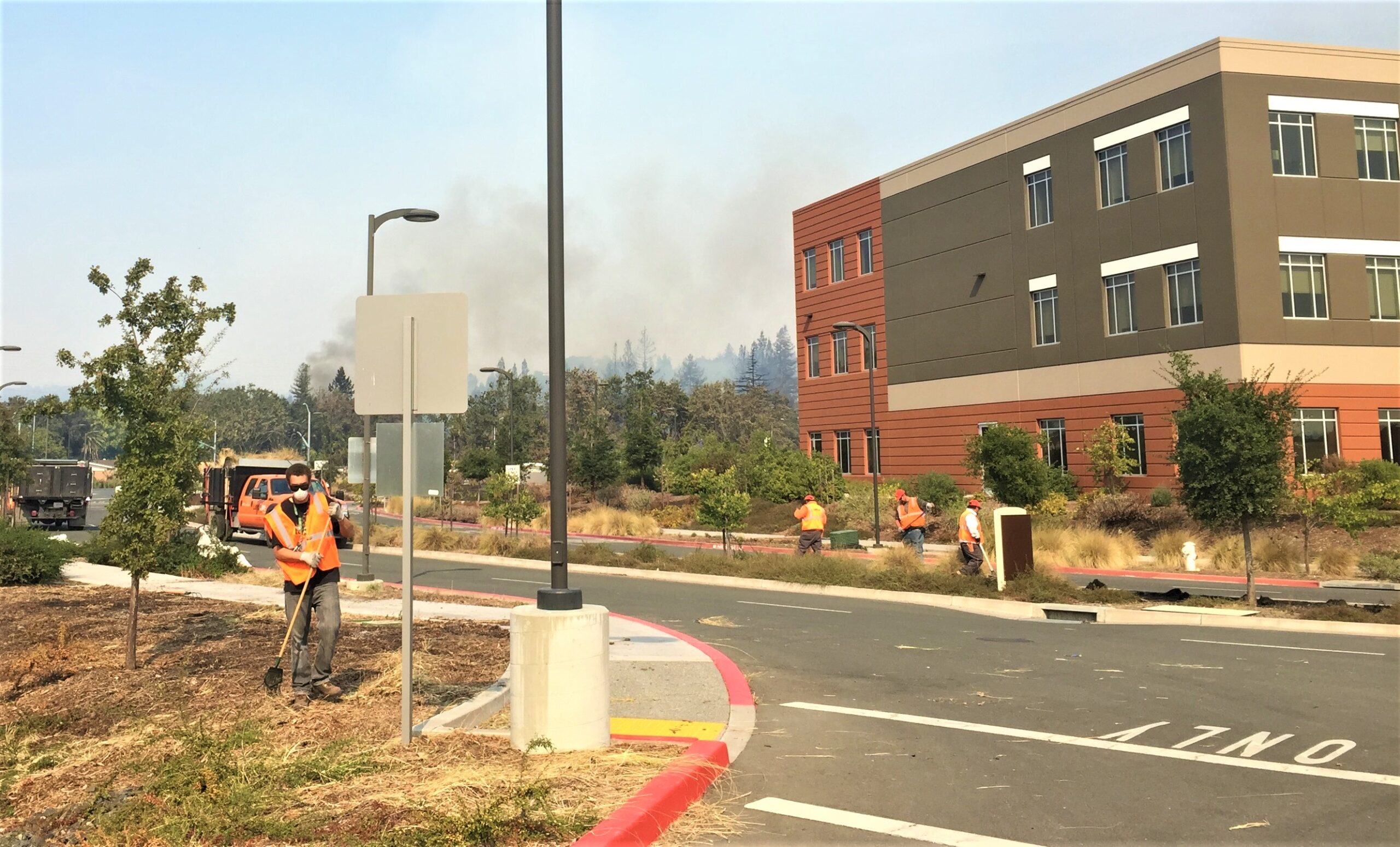Preparing Your Landscape for Fire Season