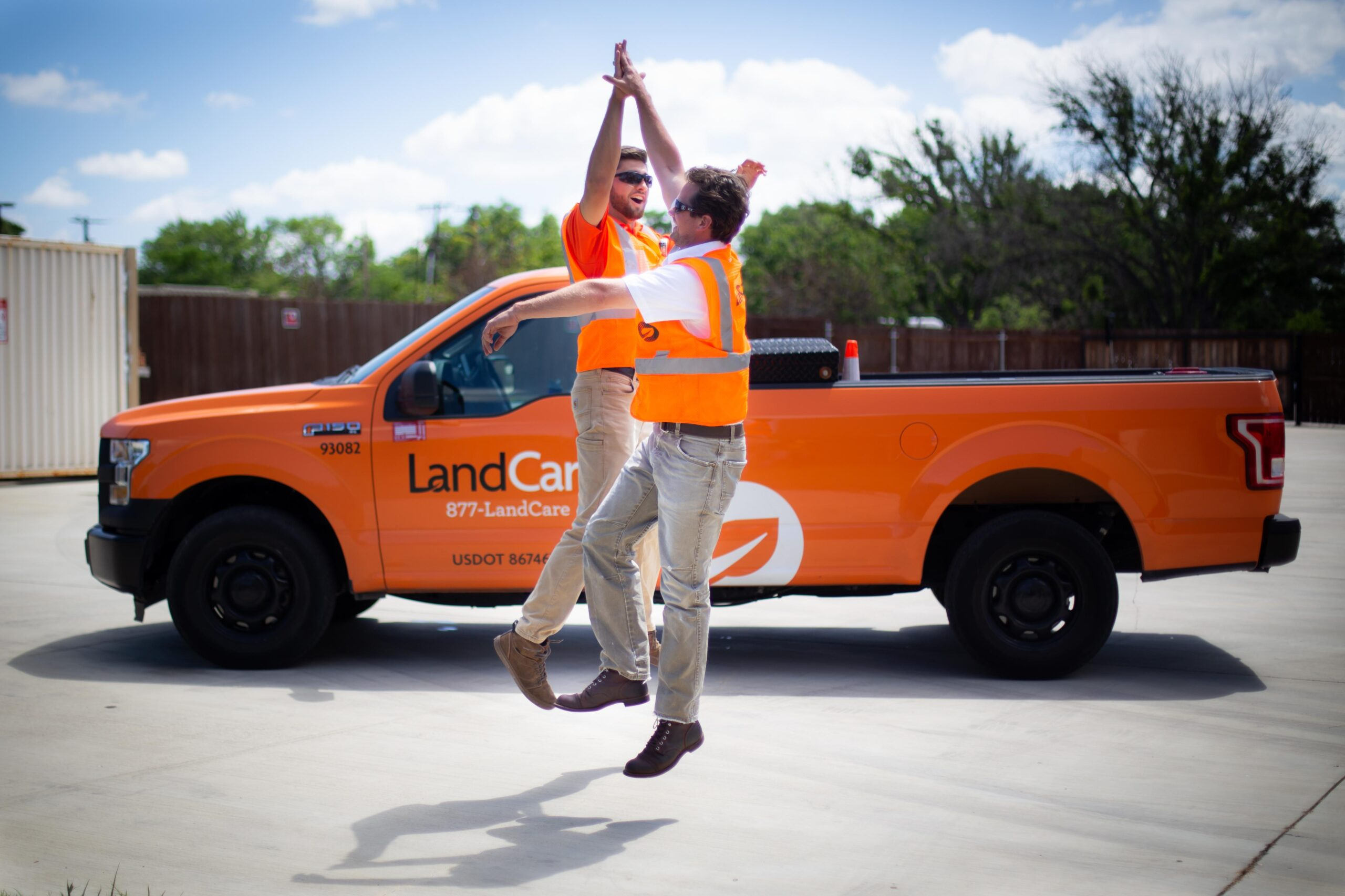 LandCare promotes several across all levels of company